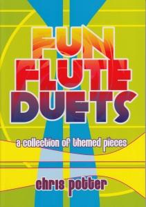 Fun Flute Duets cover